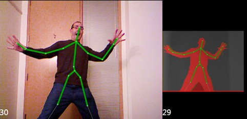 body motion capture