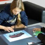 multi-touch tables